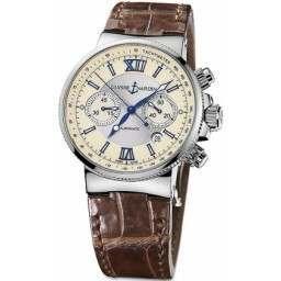 Ulysee Nardin Maxi Marine Chronograph 353-66/314