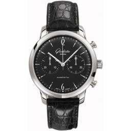 Glashutte Senator Sixties Chronograph 39-34-02-22-04