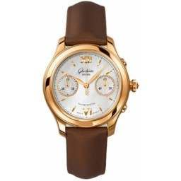 Glashutte Lady Serenade Chronograph 39-34-11-01-44