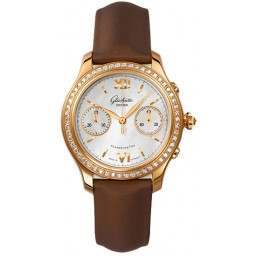Glashutte Original Lady Serenade Chronograph 39-34-11-11-04