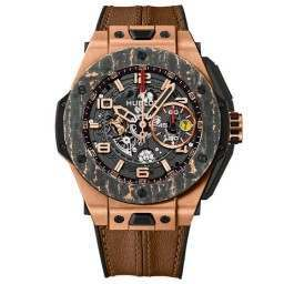 Hublot Ferrari King Gold Carbon 401.OJ.0123.VR