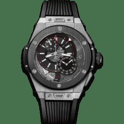 Hublot Alarm Repeater Titanium Ceramic 403.NM.0123.RX