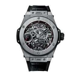 Hublot Tourbillon Power Reserve 5 Days Titanium 405.NX.0137.LR