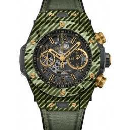 Hublot Big Bang Unico Italia Independent Green 411.YG.1198.NR.ITI16