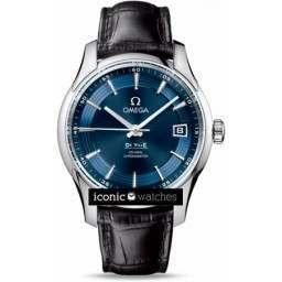 As New Omega De Ville Hour Vision Chronometer 431.33.41.21.03.001
