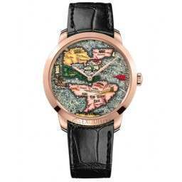 Girard-Perregaux Girard-Perregaux 1966 The New World 49534-52-R06-BB60