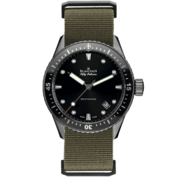Blancpain Fifty Fathoms Bathyscaphe 5000-12C30-NAKA