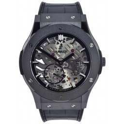 Hublot Classic Fusion Ultra-Thin All Black 515.CM.0140.LR