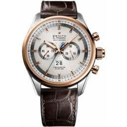 Zenith El Primero Rattrapante Chronograph 51.2050.4026/01.C713