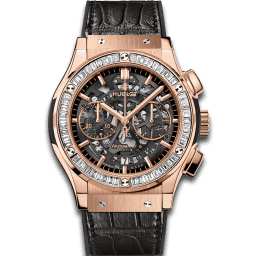 Hublot Aerofusion King Gold Baguettes 525.OX.0180.LR.1904