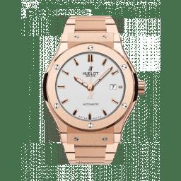 Hublot Classic Fusion King Gold Opalin Bracelet 542.OX.2610.OX