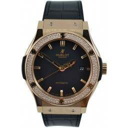 Hublot Classic Fusion King Gold Diamonds 542.OX.1180.LR.1104