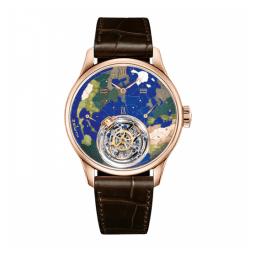 Zenith Academy Christophe Colomb Planete Bleue 18.2211.8804/91.C713