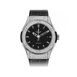 Hublot Classic Fusion Titanium Pavé 565.NX.1170.LR.1704