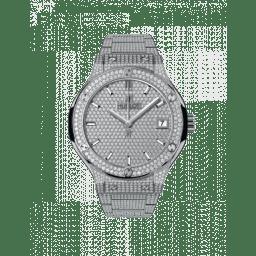 Hublot Classic Fusion Titanium Bracelet Full 565.NX.9010.NX.3704
