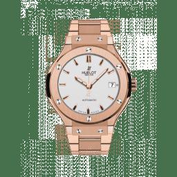 Hublot Classic Fusion King Gold Opalin Bracelet 565.OX.2610.OX