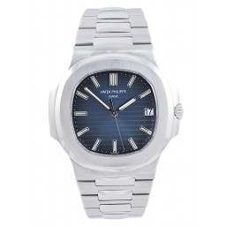 Patek Philippe Nautilus 5711/1A-010 - Feb 2013 with Patek Service voucher