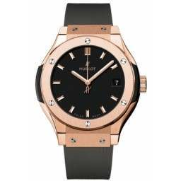 Hublot Classic Fusion King Gold Quartz 33mm 581.OX.1181.RX