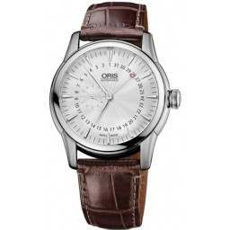 Oris Artelier Small Second Pointer Date 01 744 7665 4051-07 1 22 73FC
