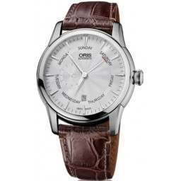 Oris Artelier Small Second Pointer Date 01 745 7666 4051-07 5 23 70FC