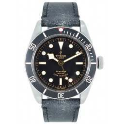 Tudor Heritage Black Bay Black 79220N Leather