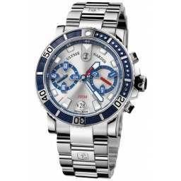 Ulysee Nardin Maxi Marine Diver Chronograph 8003-102-7/91