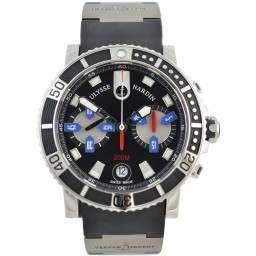 Ulysee Nardin Maxi Marine Diver Chronograph 8003-102-3/92