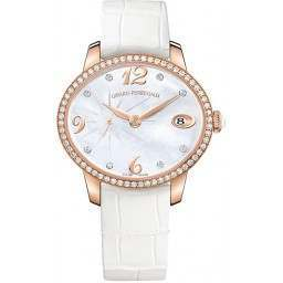 Girard Perregaux Cat's Eye Small Second 80484D52A761-BK7A