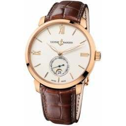 Ulysee Nardin San Marco Classico Automatic Small Seconds 8276-119-2/31