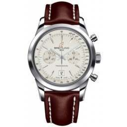 Breitling Transocean Chronograph 38 Automatic A4131012.G757.431X