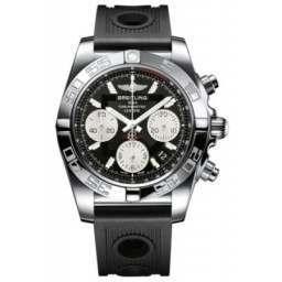 Breitling Chronomat 41 Automatic Chronograph AB014012.BA52.202S