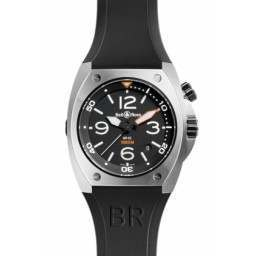 Bell & Ross BR02-92 Steel