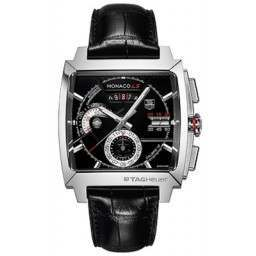 As New Tag Heuer Monaco LS Chronograph Watch CAL2110.FC6257