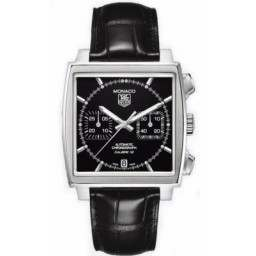 Pre-Owned Tag Heuer Monaco Chronograph CAW2110.FC6177