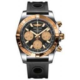 Breitling Chronomat 41 Automatic Chronograph CB014012.BA53.202S