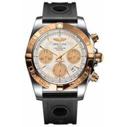 Breitling Chronomat 41 Automatic Chronograph CB014012.G713.202S