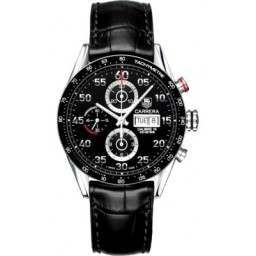 Tag Heuer Carrera Auto Chronograph Day Date CV2A10.FC6235
