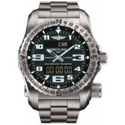 Breitling Emergency II Quartz Chronograph E7632522.BC02.159E