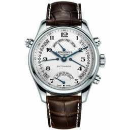 Longines Master Retrograde Seconds 41mm L2.715.4.78.3