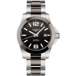 Longines Conquest Automatic L3.657.4.06.7