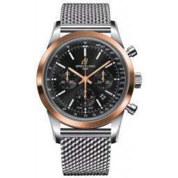 Breitling Transocean Chronograph Automatic UB015212.BC74.154A