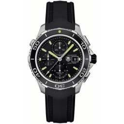 Tag Heuer Aquaracer Automatic Chronograph CAK2111.FT8019