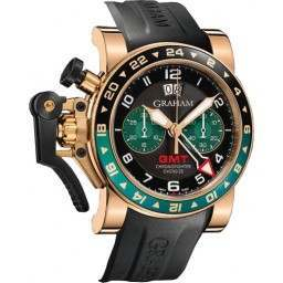 Graham Chronofighter Oversize GMT 2OVGR.B16A