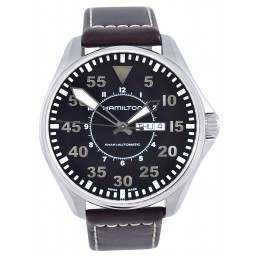 Hamilton Khaki Aviation Pilot 46mm H64715535