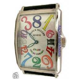 Franck Muller Long Island Crazy Hours Colour Dreams 1200 CH
