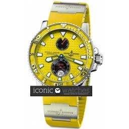 Ulysee Nardin Maxi Marine Diver Chronometer 263-33-3/941