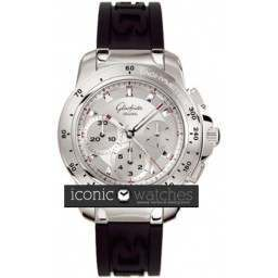 Glashutte Sport Evolution Chronograph 39-31-44-04-04