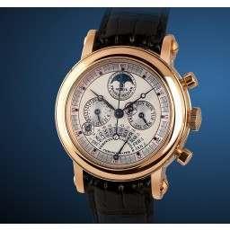 Franck Muller Chronograph, Perpetual Calendar 7008 CC QPE