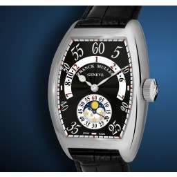 Franck Muller Irregular Retrograde Hour With Moon Phases 7880 Hir L S6