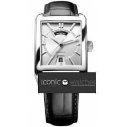 Maurice Lacroix Pontos Rectangulaire Day/Date PT6227-SS001-13E